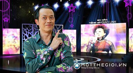 Hoai Linh ky niem 50 nam ca hat cua 'me nuoi' Giao Linh - Anh 1