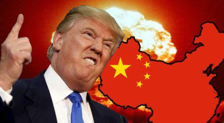 Ong Trump da san sang phat dong mot cuoc chien thuong mai chong Trung Quoc - Anh 1