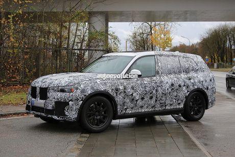 BMW X7 lo dien tren duong thu - Anh 2