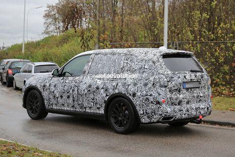 BMW X7 lo dien tren duong thu - Anh 4