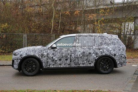 BMW X7 lo dien tren duong thu - Anh 5