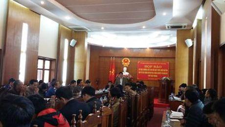 Hai Phong: Tang cuong cong tac phat ngon va cung cap thong tin cho bao chi - Anh 1
