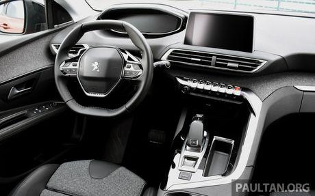 Peugeot 3008 len lich ra mat tai Malaysia - Anh 5