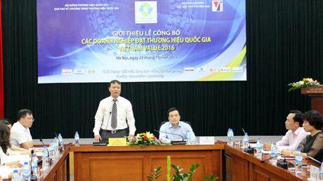Cong bo 88 doanh nghiep dat Thuong hieu Quoc gia - Anh 1