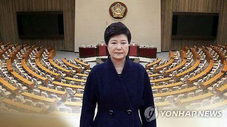 Han Quoc: Co quan cong to ra yeu cau cho ba Park Geun-hye - Anh 1
