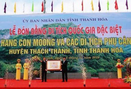 Hang Con Moong duoc cong nhan di tich Quoc gia dac biet - Anh 1