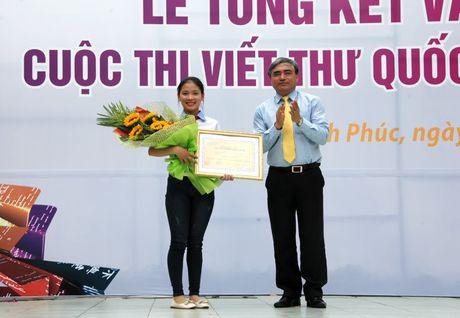 Cuoc thi viet thu Quoc te UPU 2016 chinh thuc bat dau - Anh 1