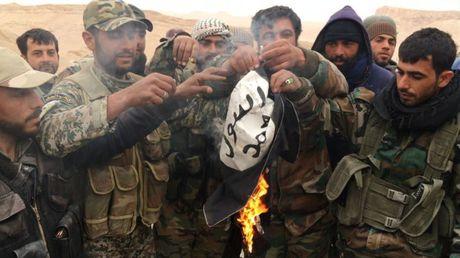 Quan doi Syria thieu huy doan xe IS, Tho Nhi Ky ra mat giup phien quan - Anh 1