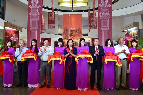 Hon 200 linh vat duoc trung bay tai trien lam 'Linh vat Viet' - Anh 1