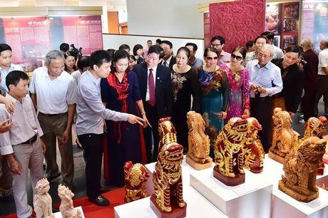 Hon 200 linh vat duoc trung bay tai trien lam 'Linh vat Viet' - Anh 3