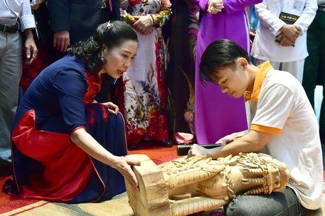 Hon 200 linh vat duoc trung bay tai trien lam 'Linh vat Viet' - Anh 4