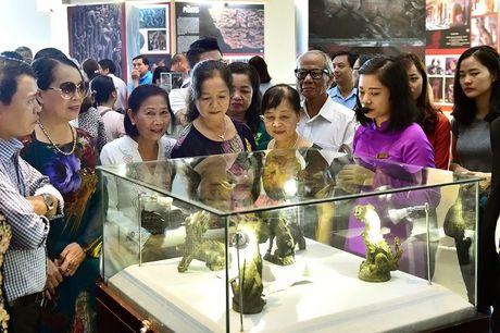 Hon 200 linh vat duoc trung bay tai trien lam 'Linh vat Viet' - Anh 8