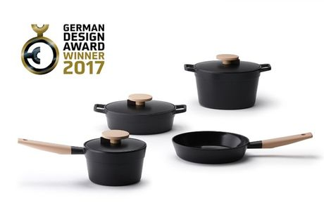 Bo noi Lock&Lock Minimal Series dat giai thuong German Design Award 2017 - Anh 1