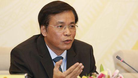Ong Vu Huy Hoang co quyen khieu nai nghi quyet Quoc hoi khong? - Anh 1