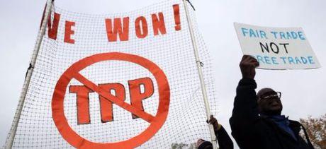 Tu choi TPP - hanh dong dau tien cua Tong thong dac cu Trump - Anh 2