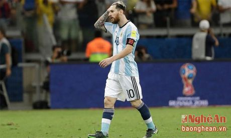Argentina vs Colombia: Khong thang thi nguy - Anh 2