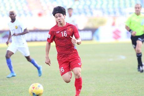Viet Nam- Malaysia 1-0:Cham diem cac tuyen thu xu Nghe - Anh 2