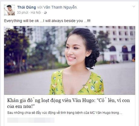 Huyen My cung loat sao Viet dong vien Van Hugo vuot qua benh tat - Anh 3