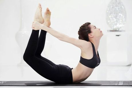 Nhung tu the tap Yoga 'kho do' cua sao Viet - Anh 6