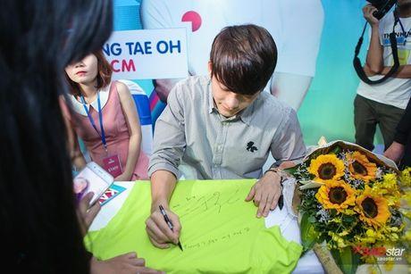 Fan Viet 'nga guc' truoc ve de thuong cua 'Pikachu' Kang Tae Oh - Anh 10