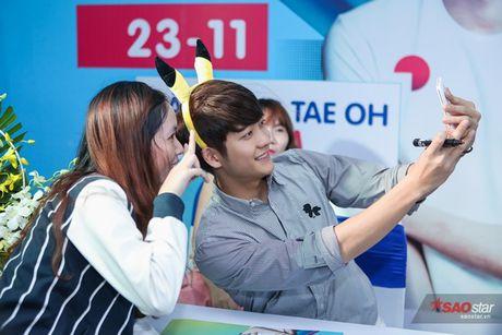 Fan Viet 'nga guc' truoc ve de thuong cua 'Pikachu' Kang Tae Oh - Anh 14