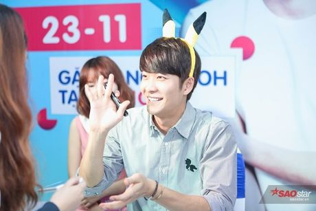 Fan Viet 'nga guc' truoc ve de thuong cua 'Pikachu' Kang Tae Oh - Anh 15