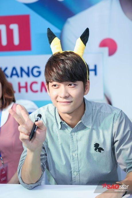 Fan Viet 'nga guc' truoc ve de thuong cua 'Pikachu' Kang Tae Oh - Anh 16