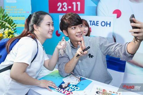 Fan Viet 'nga guc' truoc ve de thuong cua 'Pikachu' Kang Tae Oh - Anh 7