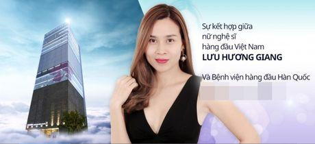 Luu Huong Giang: 'Toi phau thuat tham my de guong mat hoan hao hon' - Anh 3