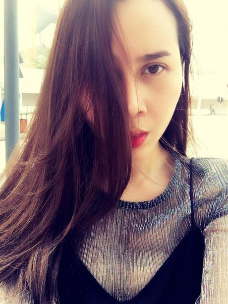 Luu Huong Giang: 'Toi phau thuat tham my de guong mat hoan hao hon' - Anh 4