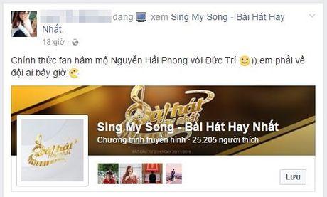 Chi sau 3 ngay, Sing My Song - Bai hat hay nhat gay dot pha voi hang trieu luot xem - Anh 6