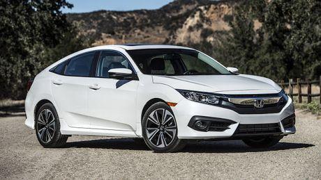 Honda Civic co them dong co 1.0 lit nhu Kia Morning - Anh 1