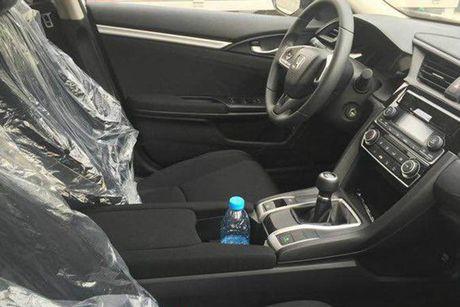 Honda Civic co them dong co 1.0 lit nhu Kia Morning - Anh 2