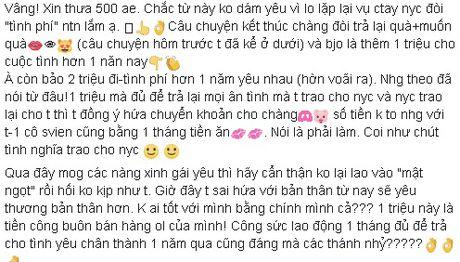 Nam thanh nien chia tay doi qua xon xao du luan - Anh 1