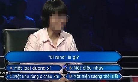 Nu ky su thi 'Ai la trieu phu' nghi El Nino la mot loai sua - Anh 1