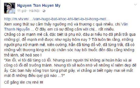Sao Viet va nguoi ham mo dong vien Van Hugo vuot qua benh tat - Anh 4