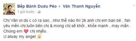 Sao Viet va nguoi ham mo dong vien Van Hugo vuot qua benh tat - Anh 5
