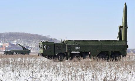 NATO va Nga khau chien ve he thong phong thu ten lua - Anh 1