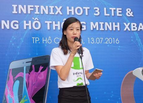 Infinix Viet Nam tran tinh ve cao buoc smartphone cua hang gui du lieu ve Trung Quoc - Anh 1