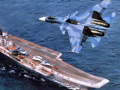 Vi sao may bay MiG-29K roi tu tau san bay Nga? - Anh 1