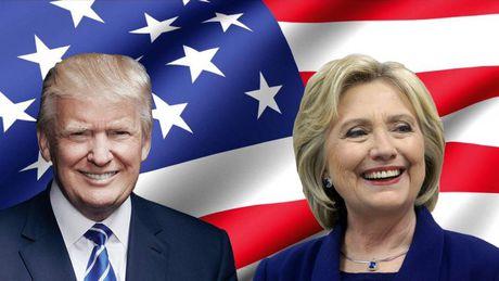 Ong Trump tu bo y dinh dieu tra ba Clinton - Anh 1