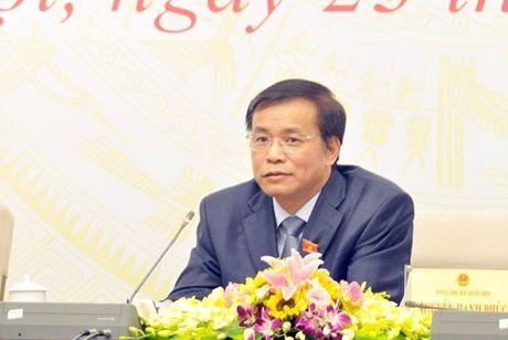 Nghi quyet cua QH phe phan nghiem khac ong Vu Huy Hoang - Anh 1
