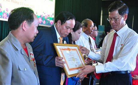 Quang Nam: Ky niem 70 nam Ngay thanh lap Hoi Chu thap do Viet Nam - Anh 2