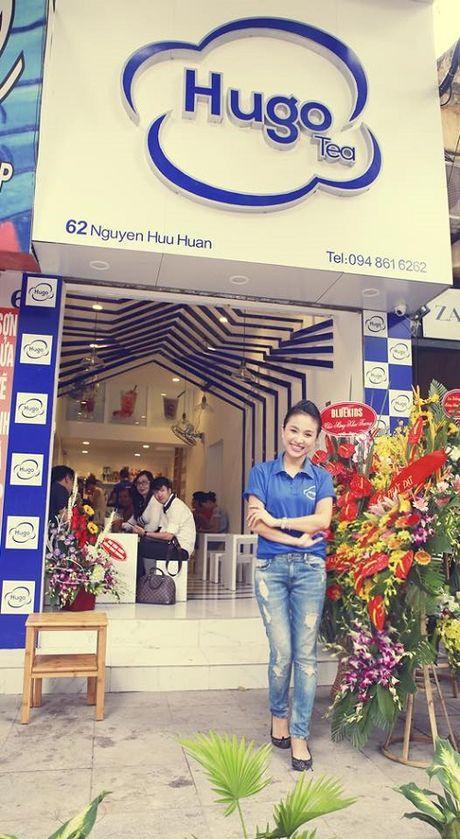 Van Hugo - co gai da tai cua the he hot girl dau tien - Anh 9