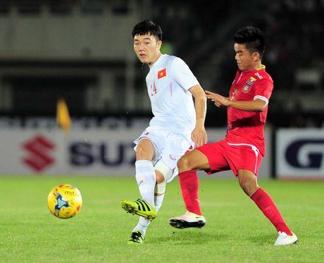 HLV Myanmar tin doi nha se on khi gap Campuchia - Anh 1