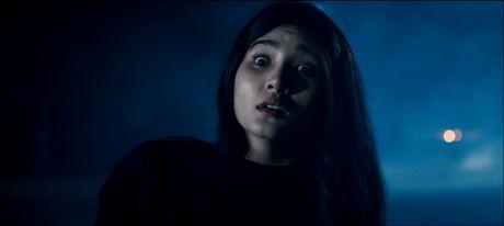 Guong mat Truong Quynh Anh bi bien dang trong 'Hinh nhan' - Anh 7