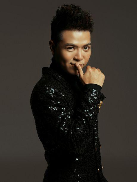 Huy Tuan: Toc Tien xung dang voi vai tro giam khao - Anh 1