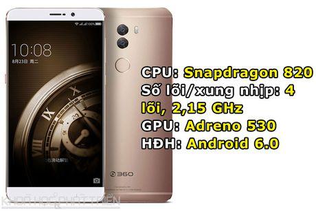 Mo hop smartphone chuyen chup anh, RAM 6 GB - Anh 1