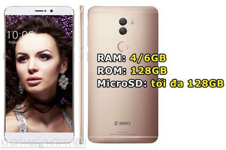 Mo hop smartphone chuyen chup anh, RAM 6 GB - Anh 2