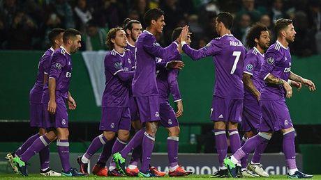 Ronaldo tit ngoi o nha cu, Real van co ve di tiep - Anh 3